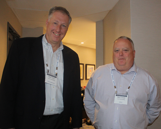Mark Thirsk, Mike Corbett - Linx_Consulting