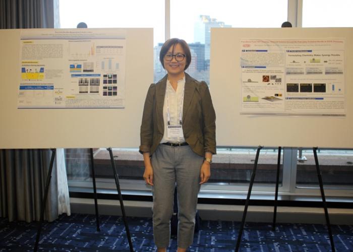 SPCC Poster - Cass Shang, DuPont EKC Technology
