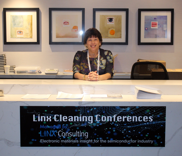 Reception Desk - Audrey Parton, Linx Consulting